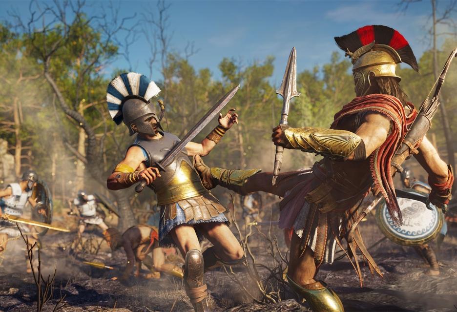 Assassin's Creed Odyssey - data premiery i pierwsze materiały wideo