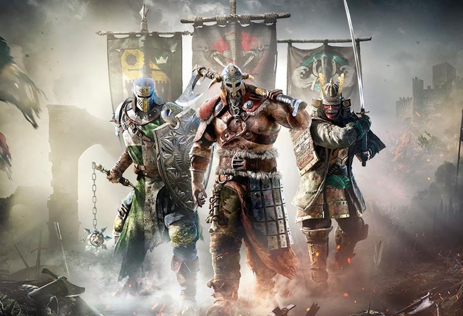 For Honor zostanie rozbudowany, a gracze korzystający z PC mogą pobrać grę za darmo