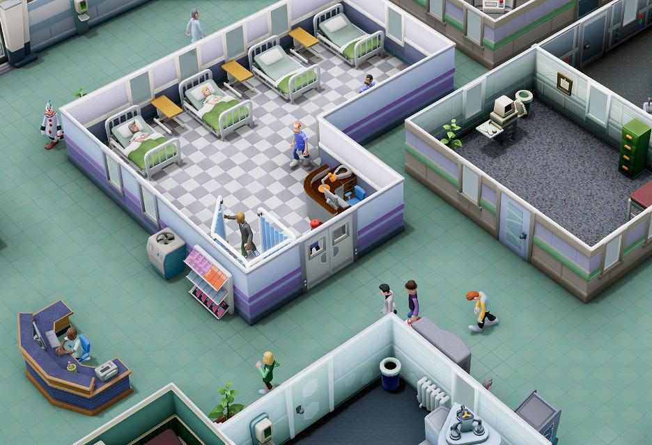 W Two Point Hospital liczy się przede wszystkim dobra zabawa