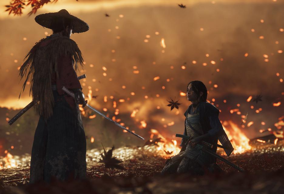 Ghost of Tsushima zapowiada się wybornie - zobacz wideo z E3 [AKT.]