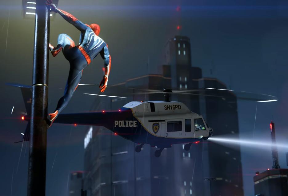 Spider-Man robi swoje na nowym wideo z E3