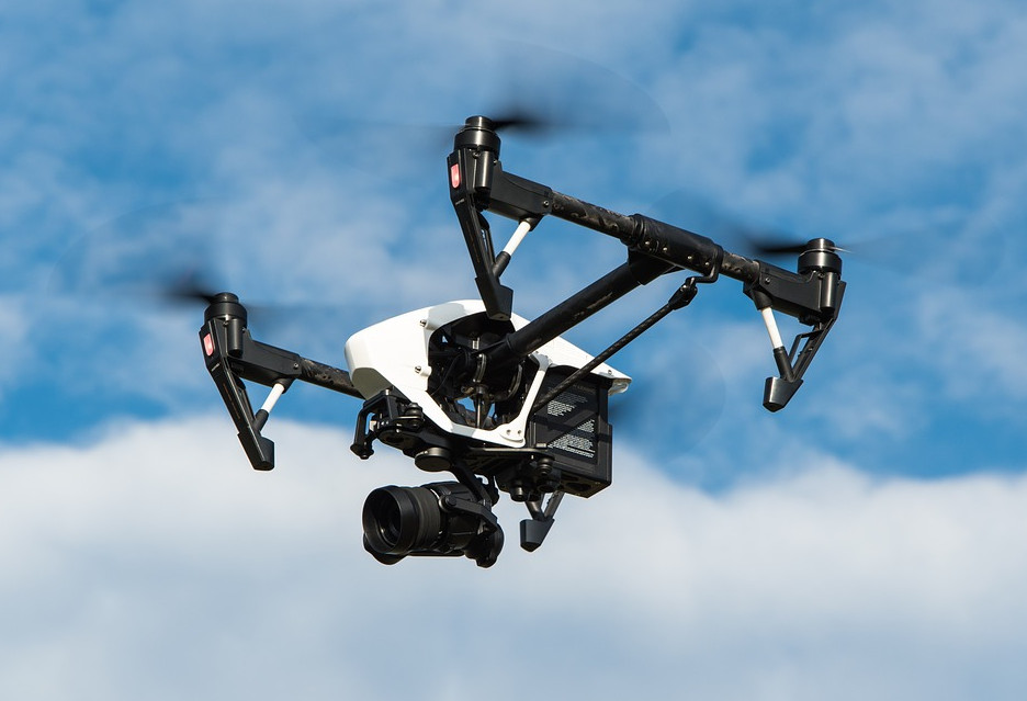 Co może jeden policyjny dron?