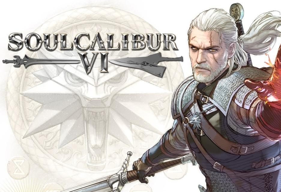 Soulcalibur VI zadebiutuje w październiku - jak radzi sobie Geralt?