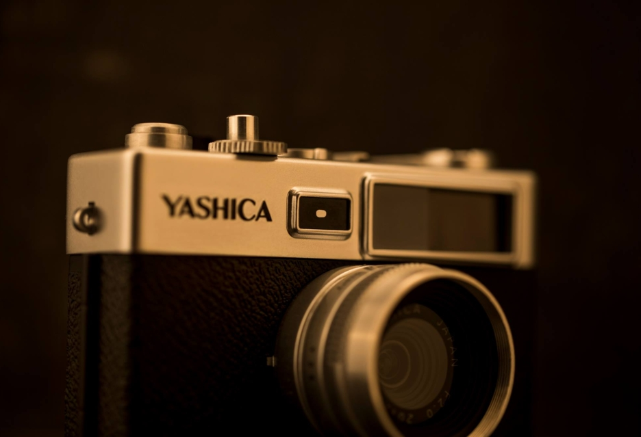 Yashica Y35 - aparat na cyfrowe rolki filmu doczekał się działającego prototypu