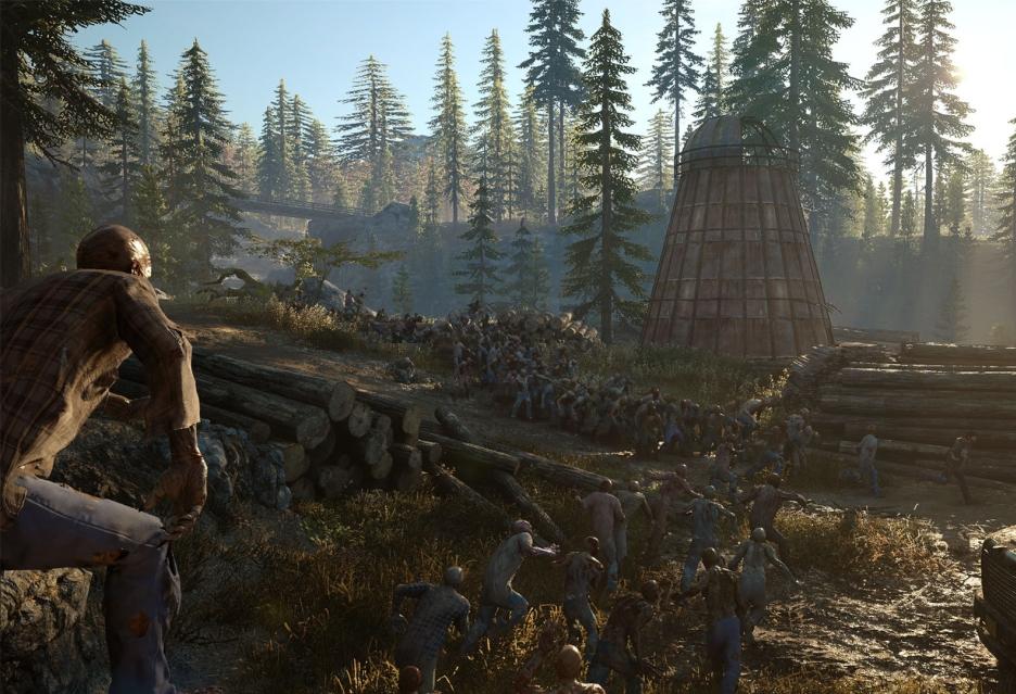 Days Gone promowane na E3 2018 nowymi fragmentami rozgrywki
