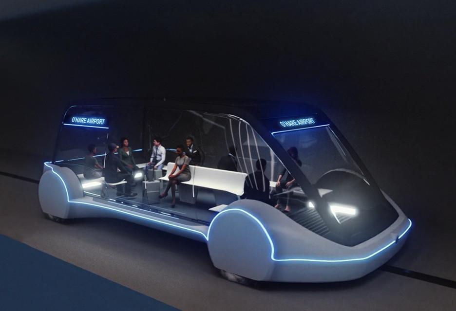 W Chicago chcą tuneli Muska (i będą mieć)