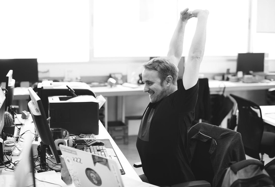 """Siedzenie to """"nowy rak"""", więc w Apple przy biurkach się stoi"""