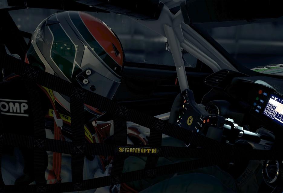 Assetto Corsa Competizione na materiałach z E3 2018