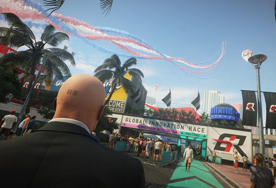 Tak Agent 47 prezentował się na E3 2018