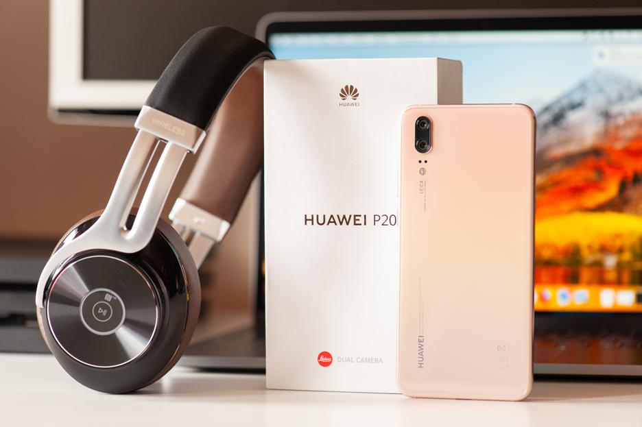 Huawei P20 - najważniejsze zalety | zdjęcie 1
