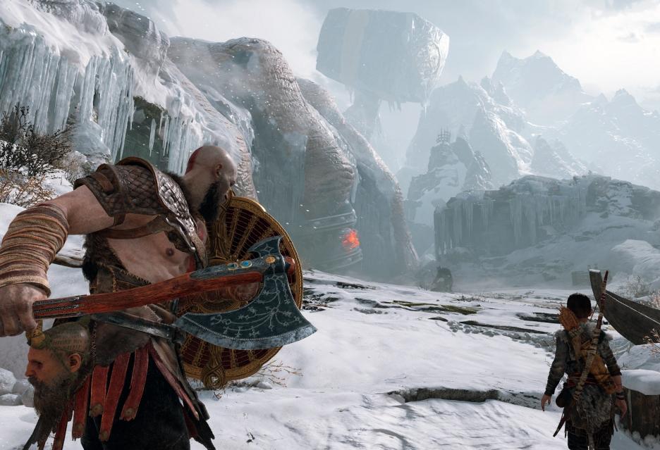 Nowy zwiastun God of War przypomina o Dniu Ojca
