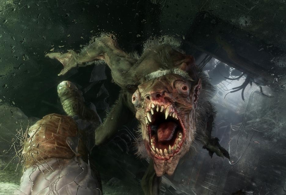 Metro Exodus na Xbox One X w natywnym 4K