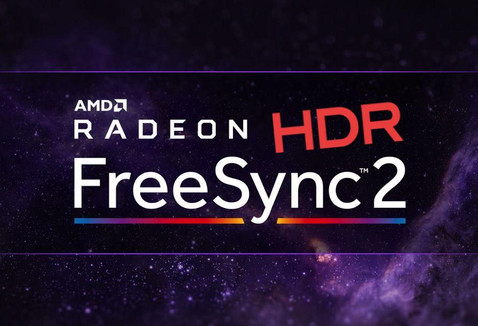 AMD zmienia nazwę FreeSync 2 na FreeSync 2 HDR - na zmianach powinni zyskać klienci