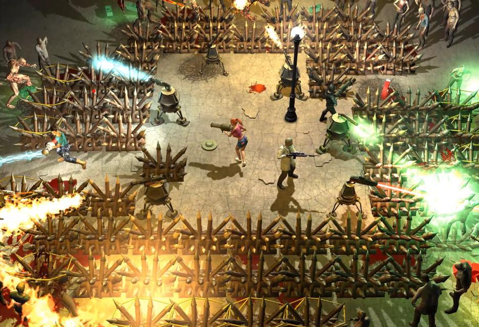 Polska gra Yet Another Zombie Defense HD debiutuje na Xbox One
