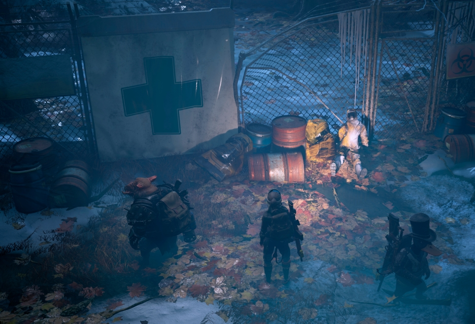 Mutant Year Zero: Road to Eden na nowych materiałach wideo