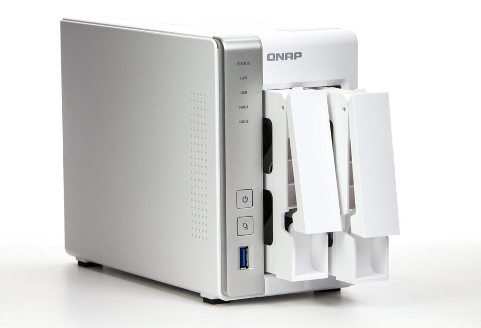 QNAP TS-231P2 - wydajny NAS w domu | zdjęcie 4