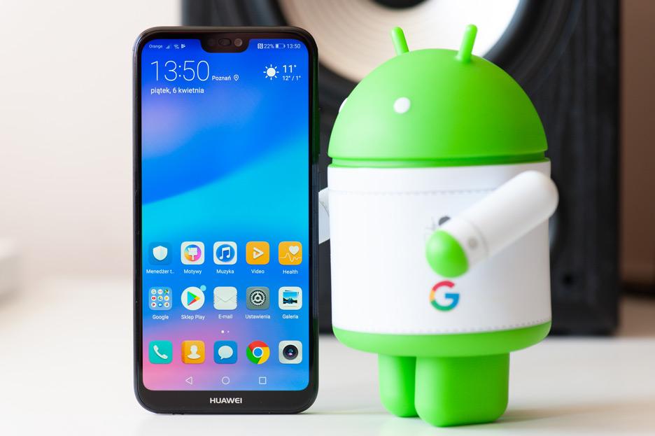 Huawei P20 Lite - najważniejsze zalety | zdjęcie 1