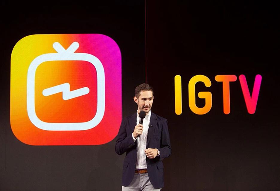 """IGTV, czyli """"pionowy YouTube"""" od Instagrama"""