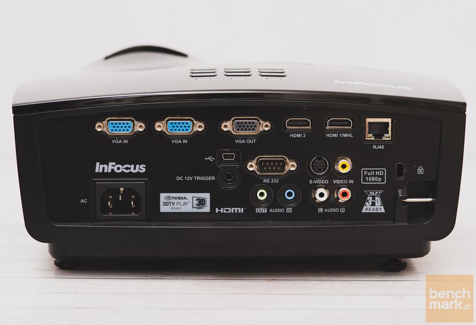 INFocus IN3138HDa - jasny projektor nie tylko biznesowy | zdjęcie 3