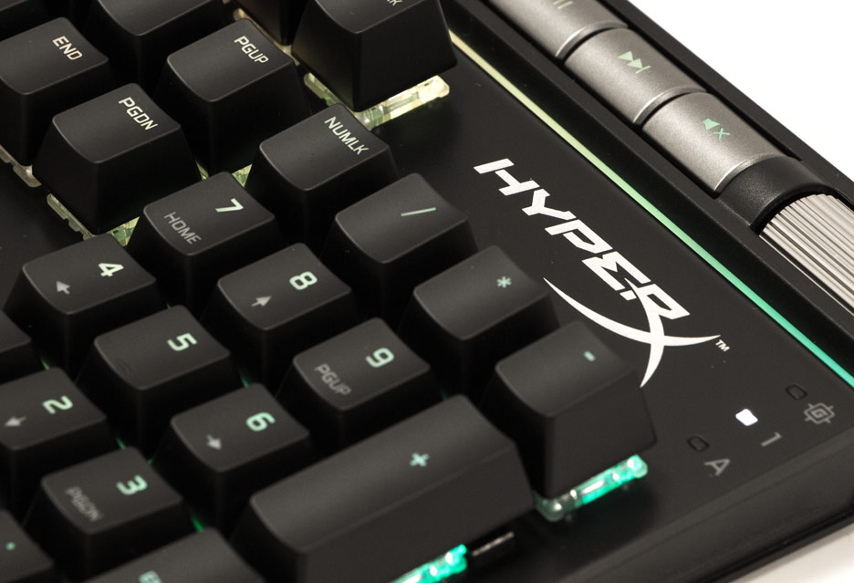 HyperX Alloy Elite RGB – mechanik na każdą okazję | zdjęcie 1