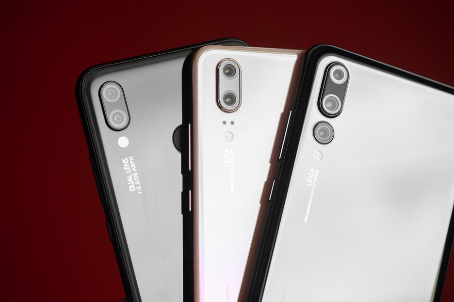 Rodzina Huawei P20 - podsumowanie zalet | zdjęcie 1