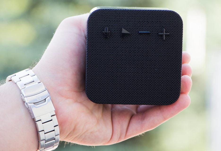 CA Duke - test małego głośnika Bluetooth dla aktywnych | zdjęcie 1