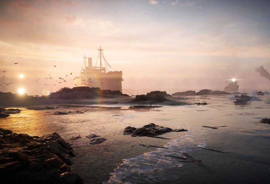 Battlefield 1: Niespokojne wody (i nie tylko) za darmo