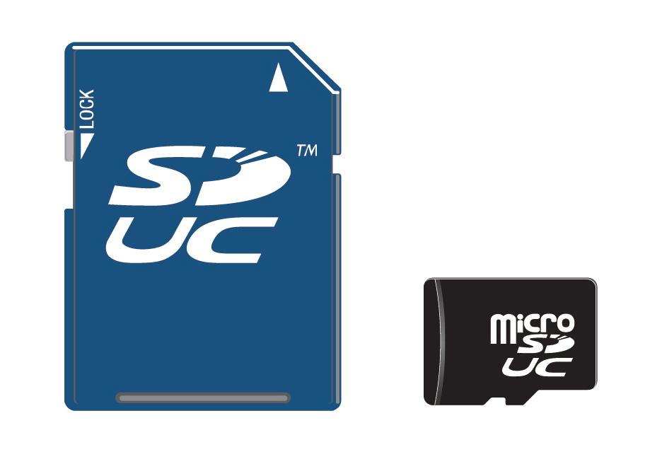Karty pamięci SDUC Express - czeka nas szybka i baaardzo pojemna przyszłość