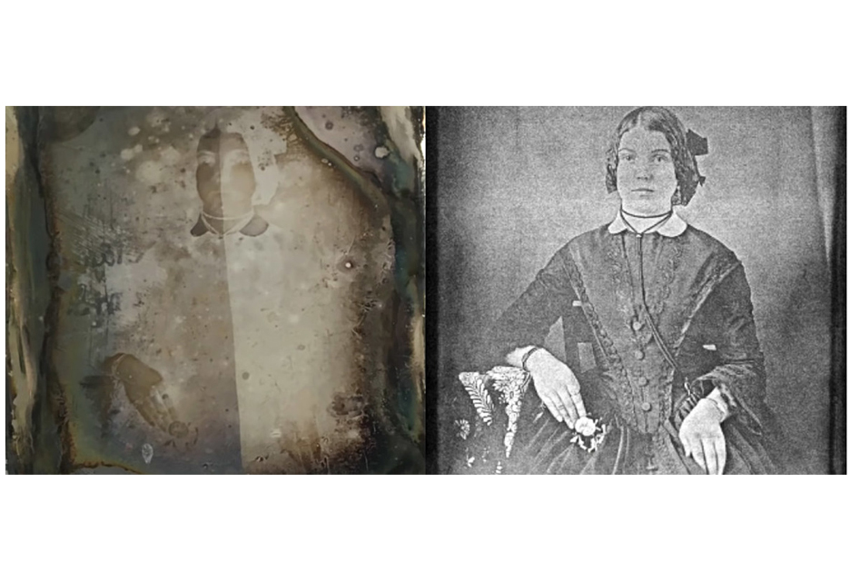 Promieniowanie rentgenowskie ratunkiem dla bardzo starych fotografii