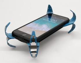 """Niemiecki student pokazał światu """"poduszkę powietrzną"""" dla smartfonów"""