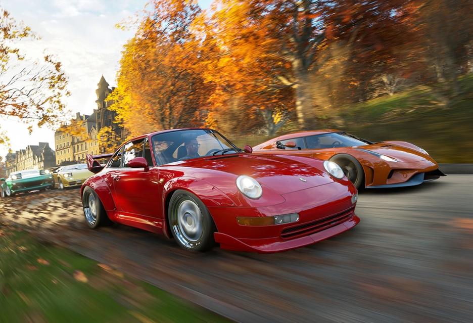 Forza Horizon 4: porównanie świata gry do rzeczywistości
