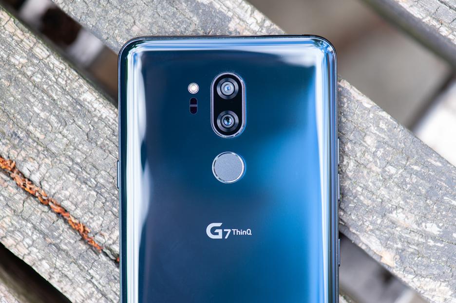 LG G7 ThinQ - test smartfona | zdjęcie 1