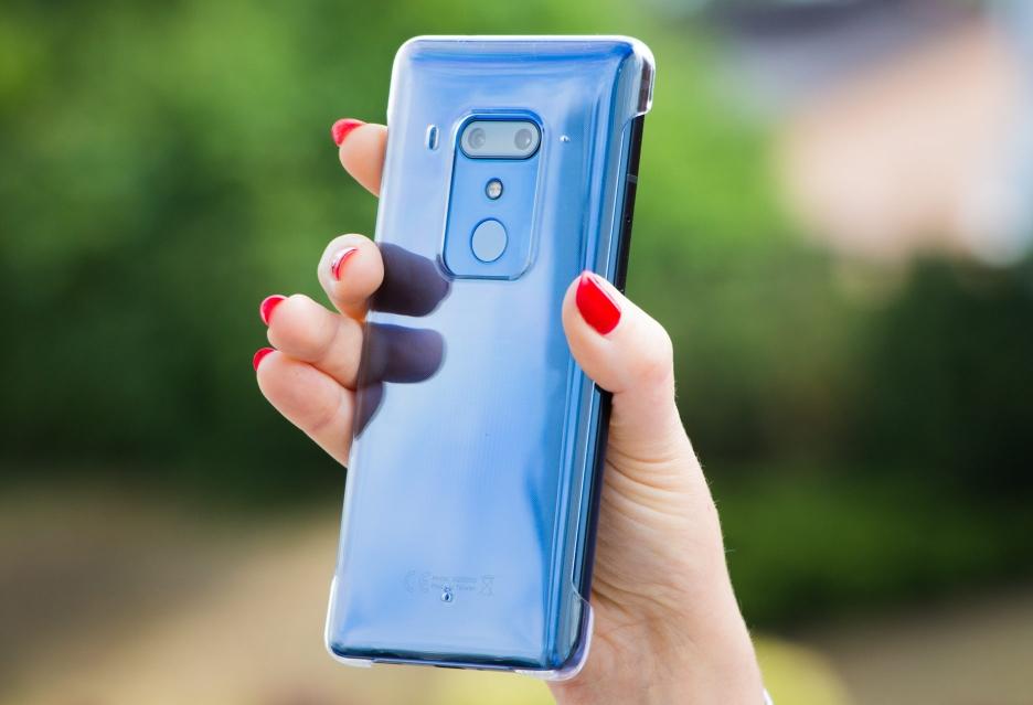 Ładny, a już z pewnością oryginalny - test HTC U12+ | zdjęcie 5