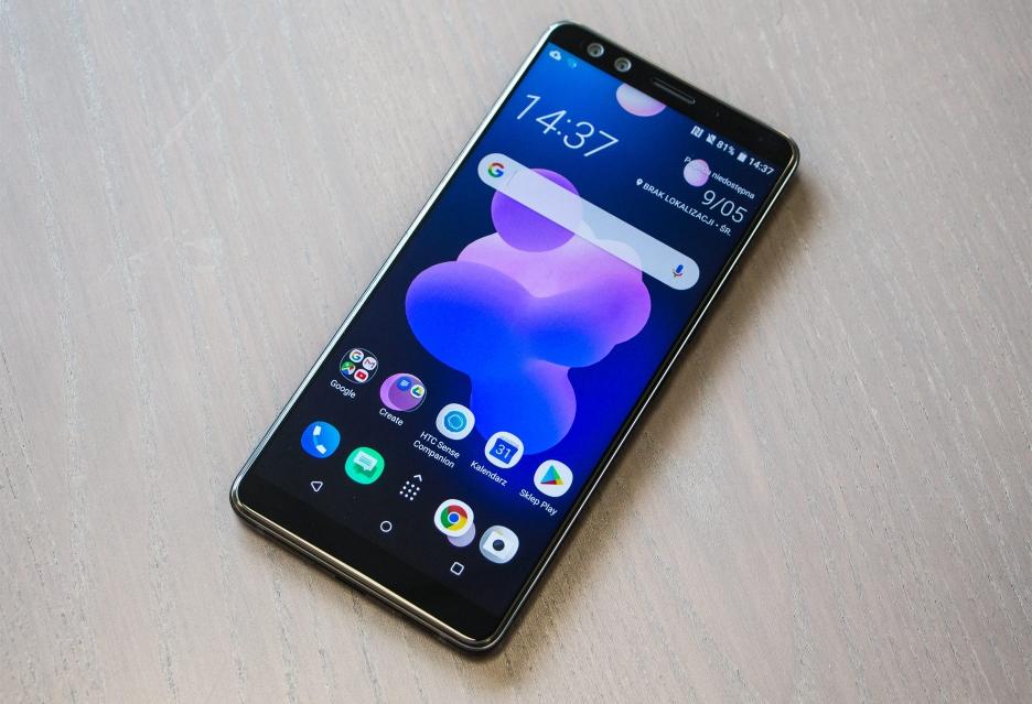 Ładny, a już z pewnością oryginalny - test HTC U12+ | zdjęcie 1