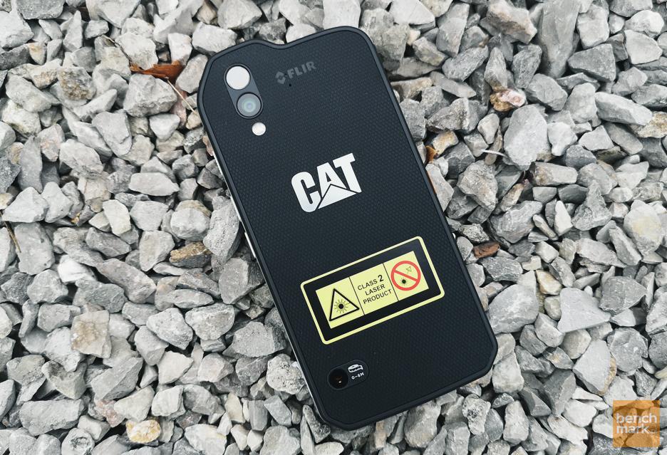 CAT S61 - smartfon dla zawodowca | zdjęcie 2