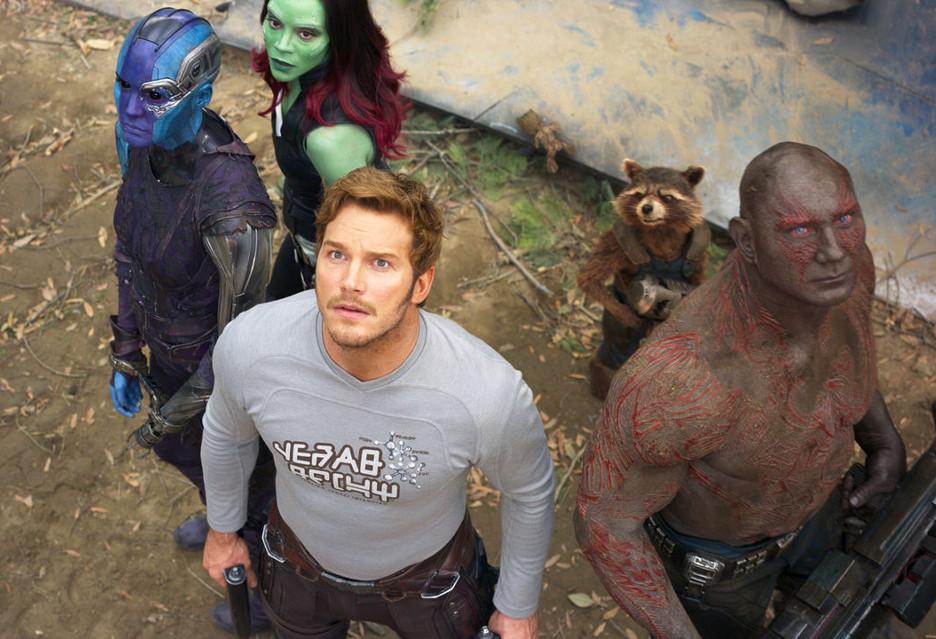 Można już obejrzeć film Strażnicy Galaktyki vol.2 w Netflix