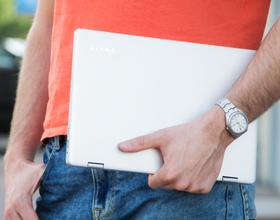 Kiano Elegance 13.3 360 - test taniego konwertowalnego laptopa