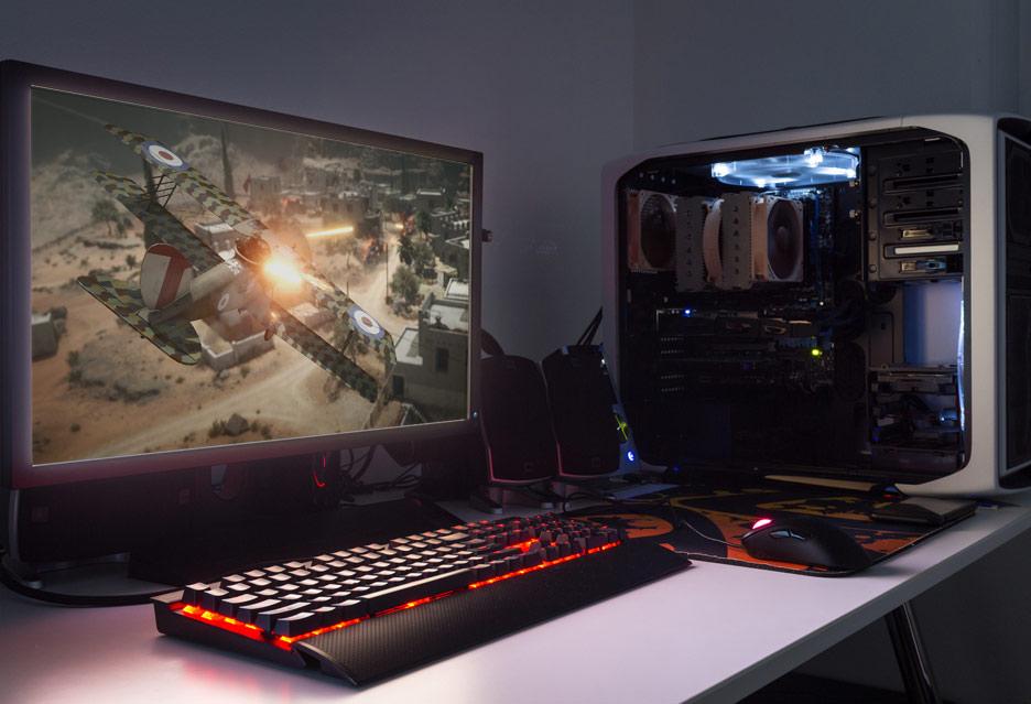 PC do gier do 3000 i do 4000 zł | zdjęcie 1