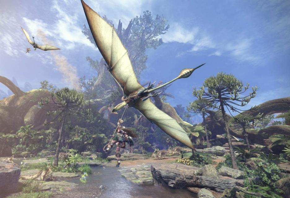 Monster Hunter: World na PC - data premiery i wymagania sprzętowe [AKT.]
