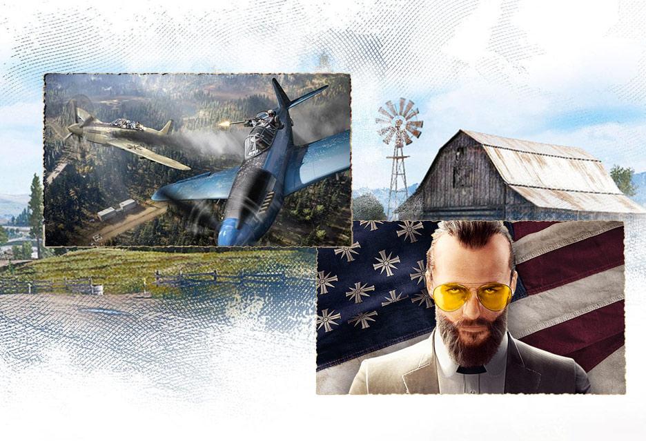 Far Cry 5 z obsługą FreeSync 2 HDR