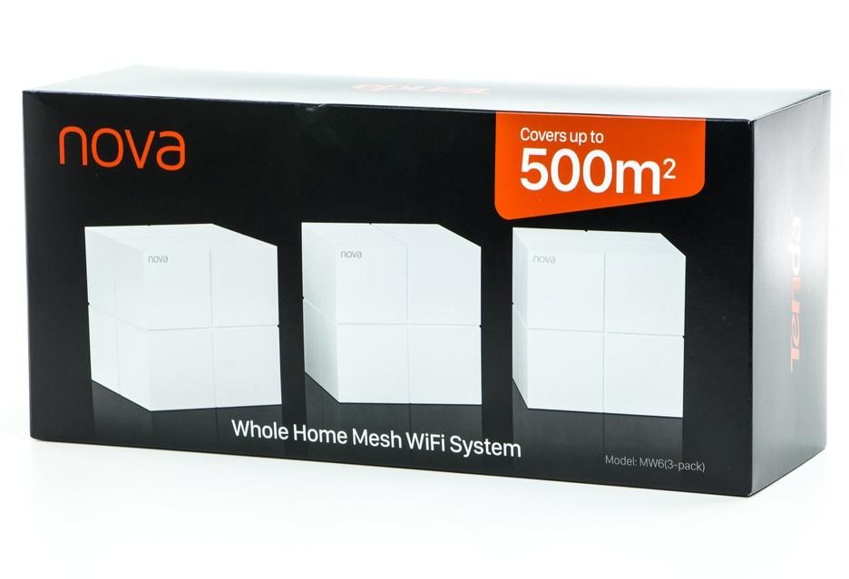 Tenda nova MW6 – słaby zasięg WiFi? Nigdy więcej!   zdjęcie 2