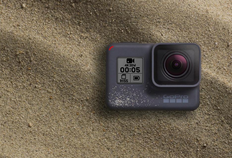 Firma GoPro sprzedała już 30 mln kamer Hero