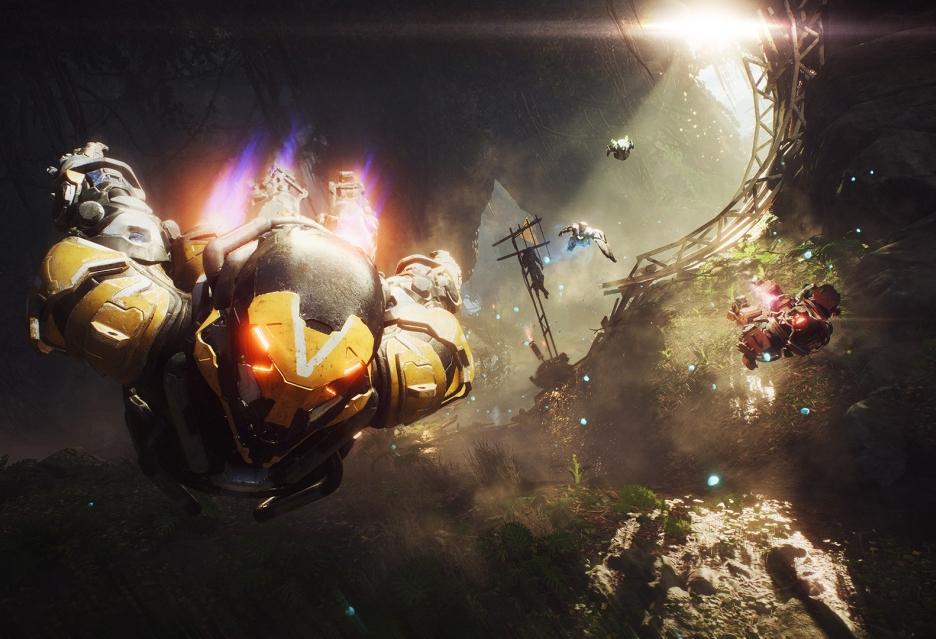 Do prezentacji Anthem na E3 2018 wykorzystano PC z dwiema kartami NVIDIA GeForce GTX 1080Ti