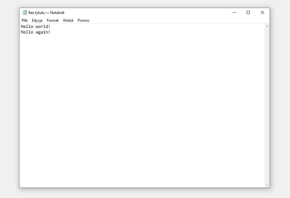 Notatnik w Windows 10 zostanie odświeżony