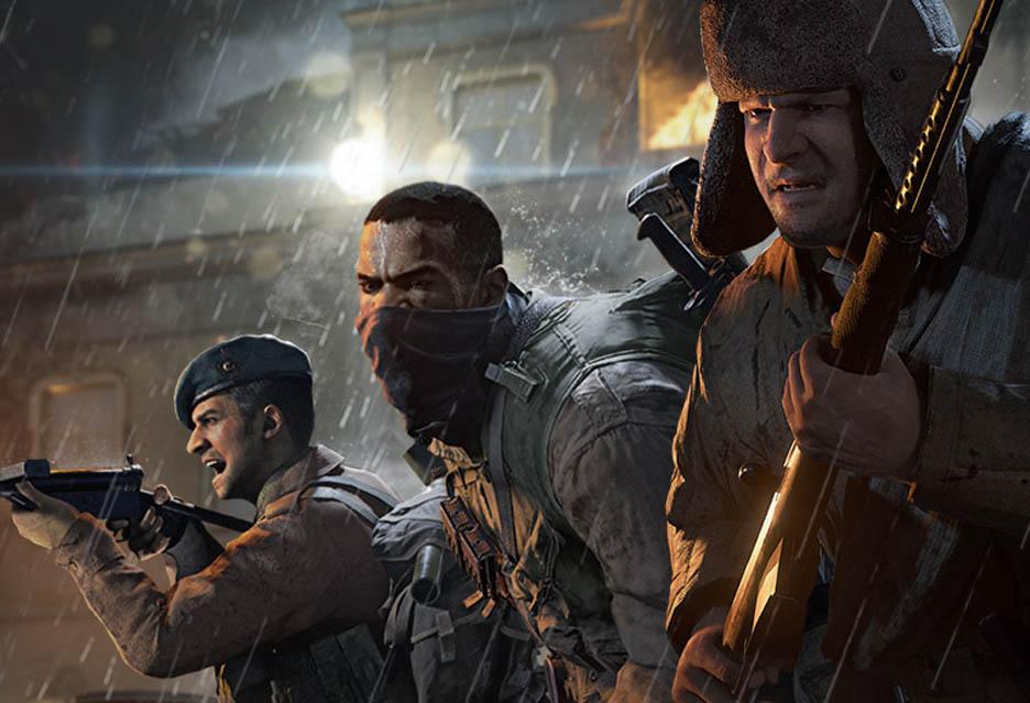 Call of Duty: WWII United Front DLC – trzecie uderzenie drugowojennego giganta | zdjęcie 1