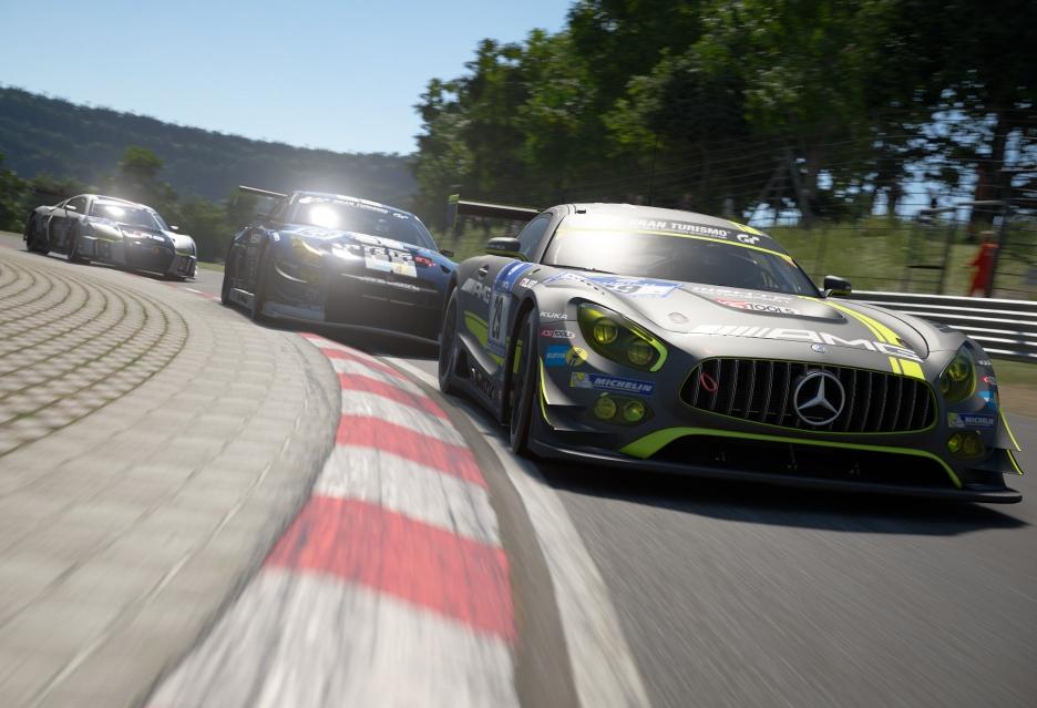 Przy Gran Turismo Sport bawi się już 5 mln graczy