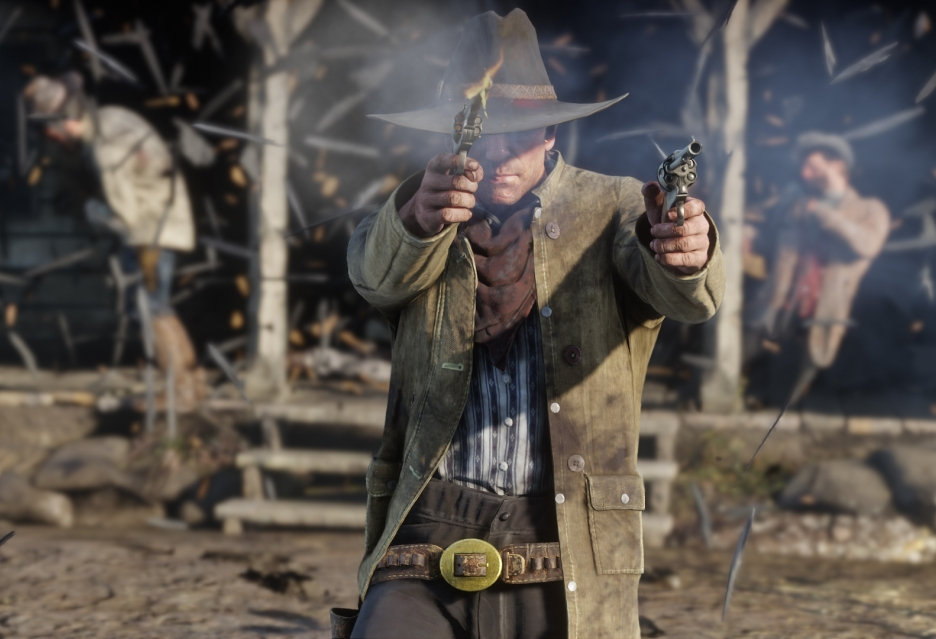 Red Dead Redemption 2 z trybem battle royale?