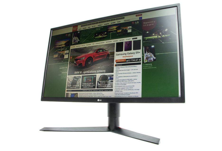 LG 27GK750F - monitor z odświeżaniem 240Hz i AMD FreeSync | zdjęcie 1