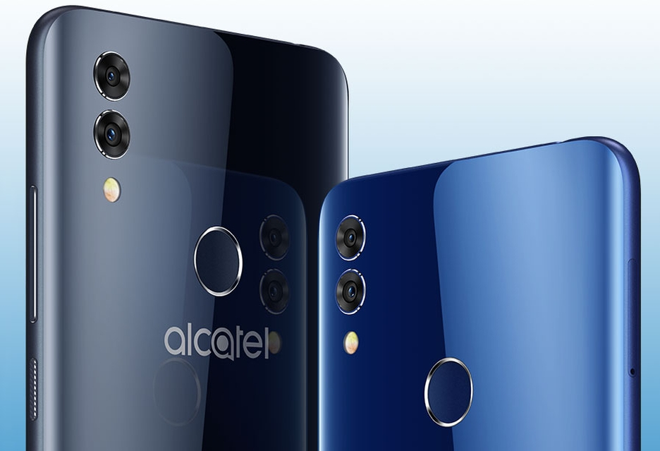 Alcatel 5V z bardzo dużym ekranem oficjalnie zaprezentowany