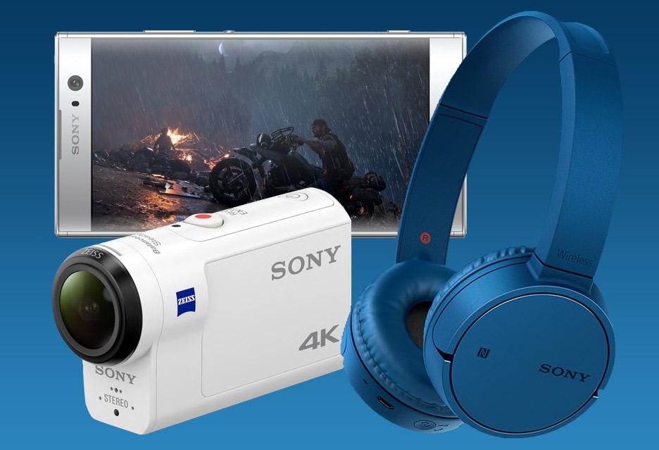 Niezbędnik podróżnika od Sony w sklepie RTV Euro AGD | zdjęcie 1